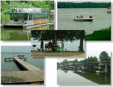 Pictures of Cedar Creek Lake
